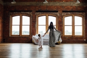 <h5>Leah+Rongo by Yana Klein Photography</h5><p>Models: Leah + Rongo Styled by: Leah Patara</p>